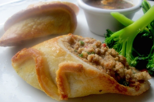 Savory Pork in Pastry