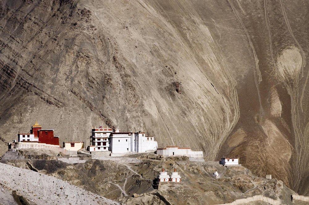 Temisgam Monastery, India