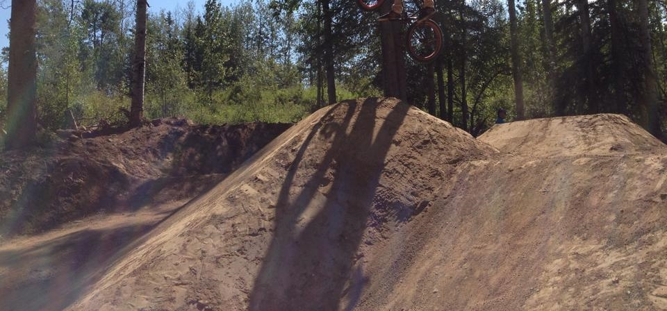 Dirt Jumps