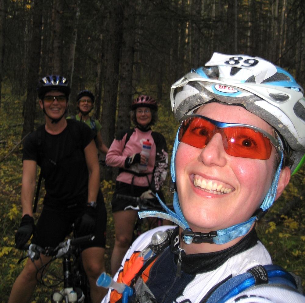Ladies' Ride, Fall 2010