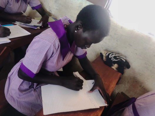 Our inaugural class of 160 girls in grades 5, 6, 7, and 8 have finished their first month of school and are doing great! Thank you for making the dream of getting an education a reality for these girls. We will keep you posted on their progress in the coming months. To help us provide the girls with school uniforms, donate  HERE  today.