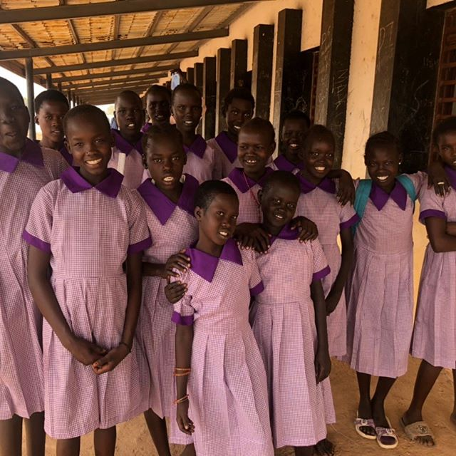 """We need more international attention to try to bring peace and economic development to South Sudan. I'm a fan of people like Valentino Deng..."" Thank you @NickKristof! See his article and support our work http://www.vadfoundation.org/vad-foundation-in-the-news/"