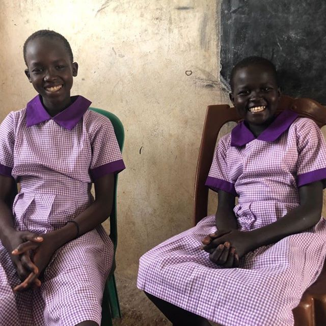 Help us get there! We are still working to reach our fundraising goals for 2018. Your support before Dec. 31 will help us enroll more young women and hire more teachers in South Sudan. Please go to www.vadfoundation.org to read about some of our students and donate today. Thanks to all that have donated!