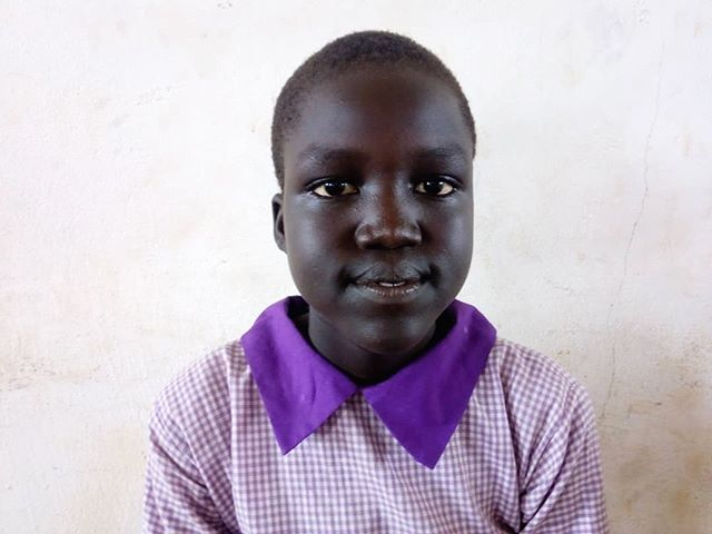 Meet Our Students! Akuch Cheng Makuei, she is in 7th grade, the school hygiene prefect, and wants to be a doctor when she grows up. Thank you for helping her achieve her dreams! www.vadfoundation.org