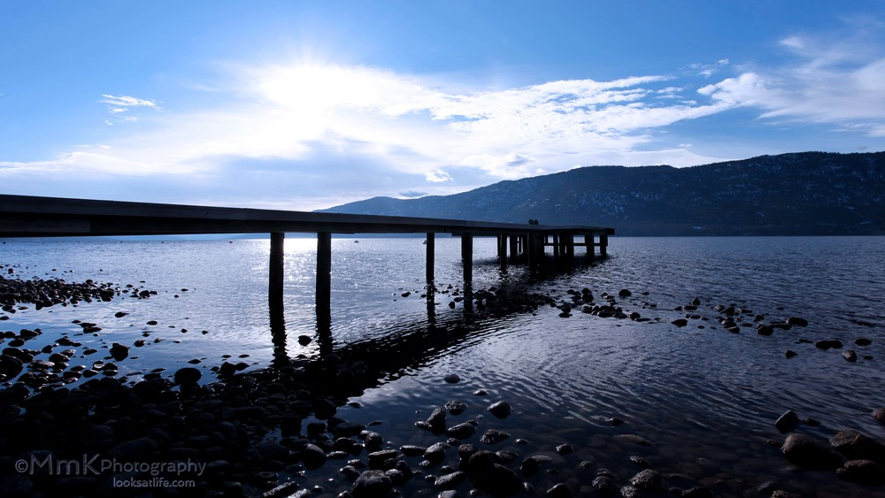 Okanagan Lake dock