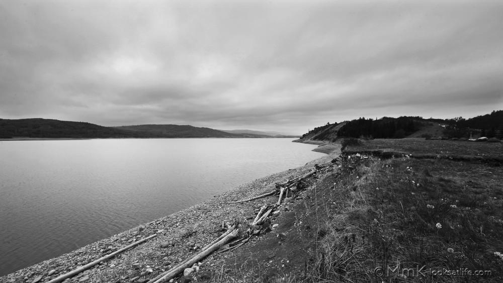 Ghost Lake, Alberta.