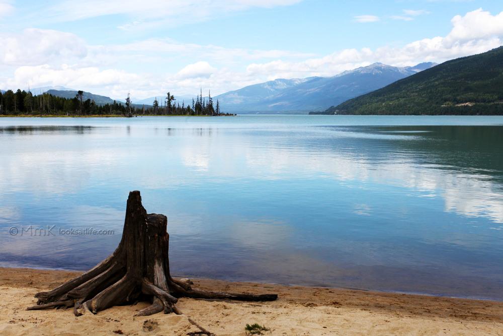 Kitsumkalum, or Kalum, Lake, BC