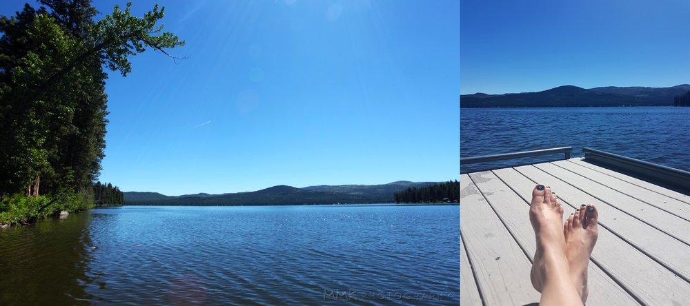 Sun, serenity, and no alligators...