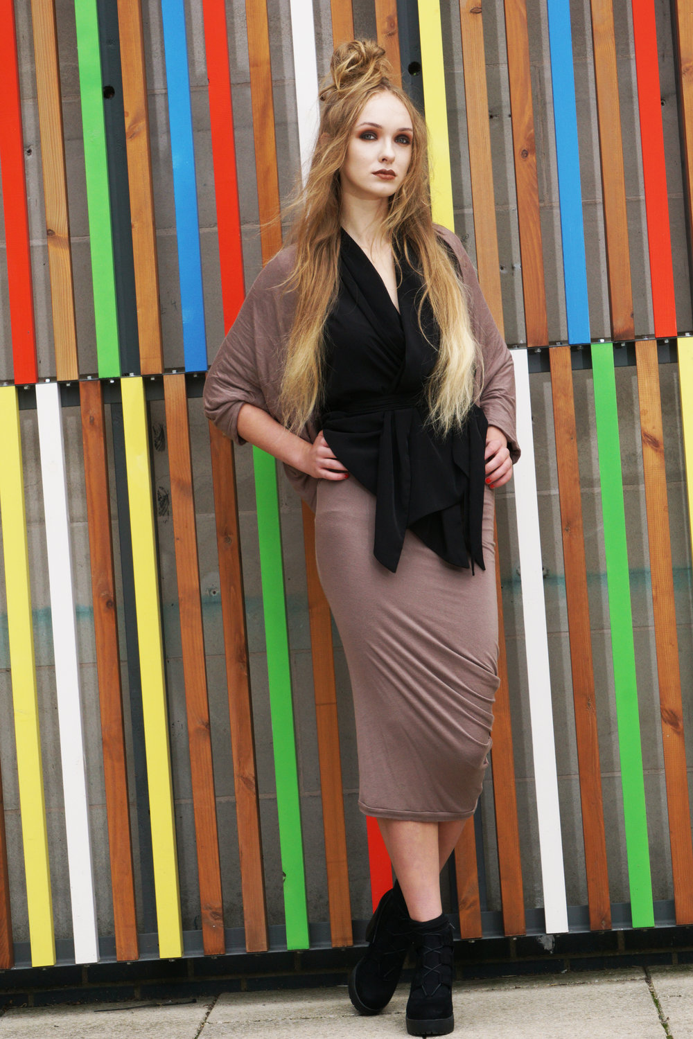 zaramia-ava-zaramiaava-leeds-fashion-designer-ethical-sustainable-taupe-versatile-drape-mika-crop-top-yoko-skirt-mioka-black-leeds-dock-grunge-8