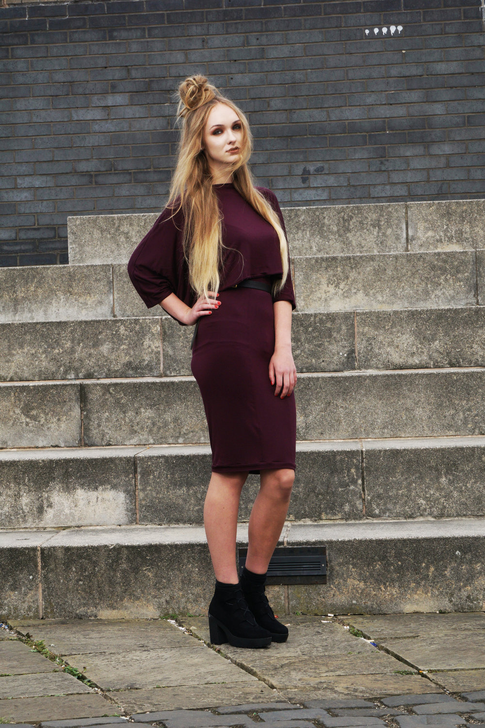 zaramia-ava-zaramiaava-leeds-fashion-designer-ethical-sustainable-plum-drape-mika-crop-top-yoko-skirt-leeds-dock-grunge-2