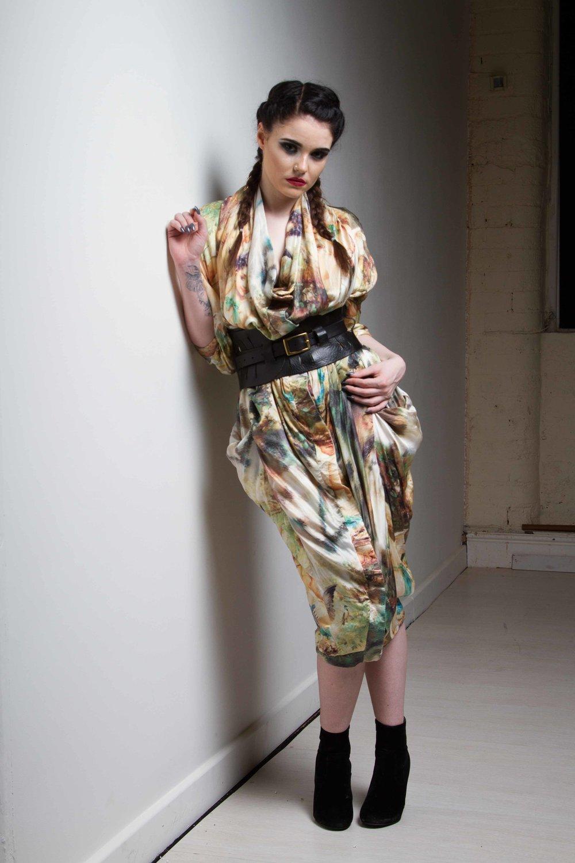 zaramia-ava-zaramiaava-leeds-fashion-designer-ethical-sustainable-cherub-versatile-drape-wrap-dress-cowl-print-aya-womenswear-belt-grunge-9