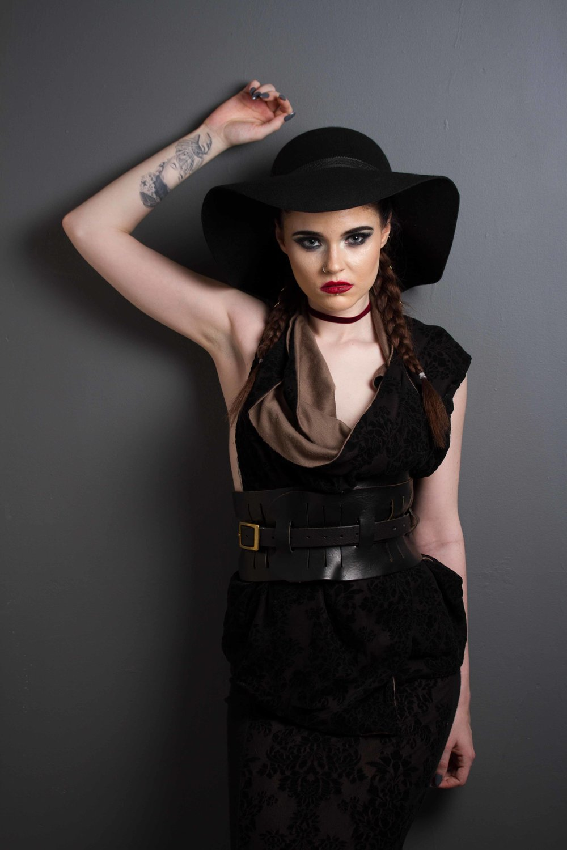 zaramia-ava-zaramiaava-leeds-fashion-designer-ethical-sustainable-nude-versatile-drape-wrap-top-cowl-maxi-skirt-print-hat-black-womenswear-grunge-13