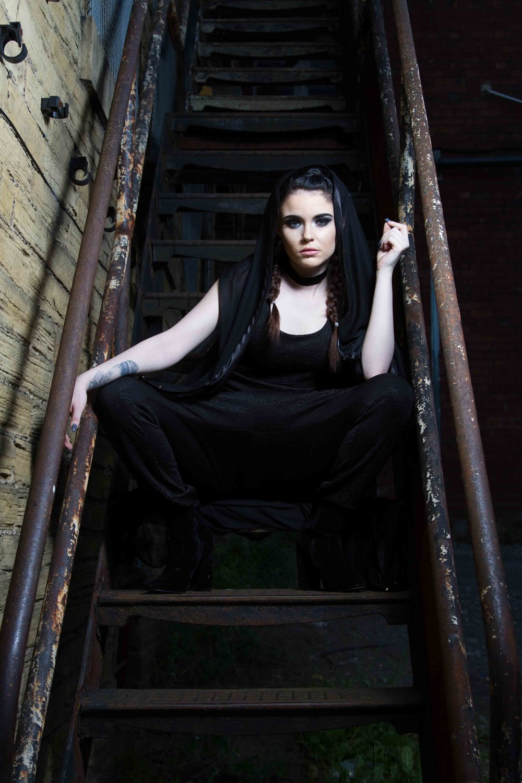 zaramia-ava-zaramiaava-leeds-fashion-designer-ethical-sustainable-black-versatile-drape-wrap-top-dress-cowl-maxi-bandeau-hareem-hood-black-womenswear-grunge-4