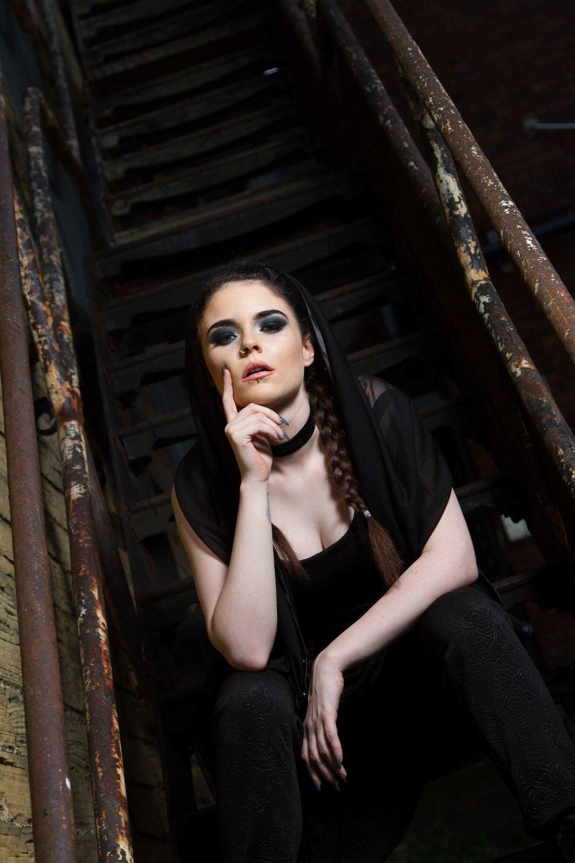 zaramia-ava-zaramiaava-leeds-fashion-designer-ethical-sustainable-black-versatile-drape-wrap-top-dress-cowl-maxi-bandeau-hareem-hood-black-womenswear-grunge-5