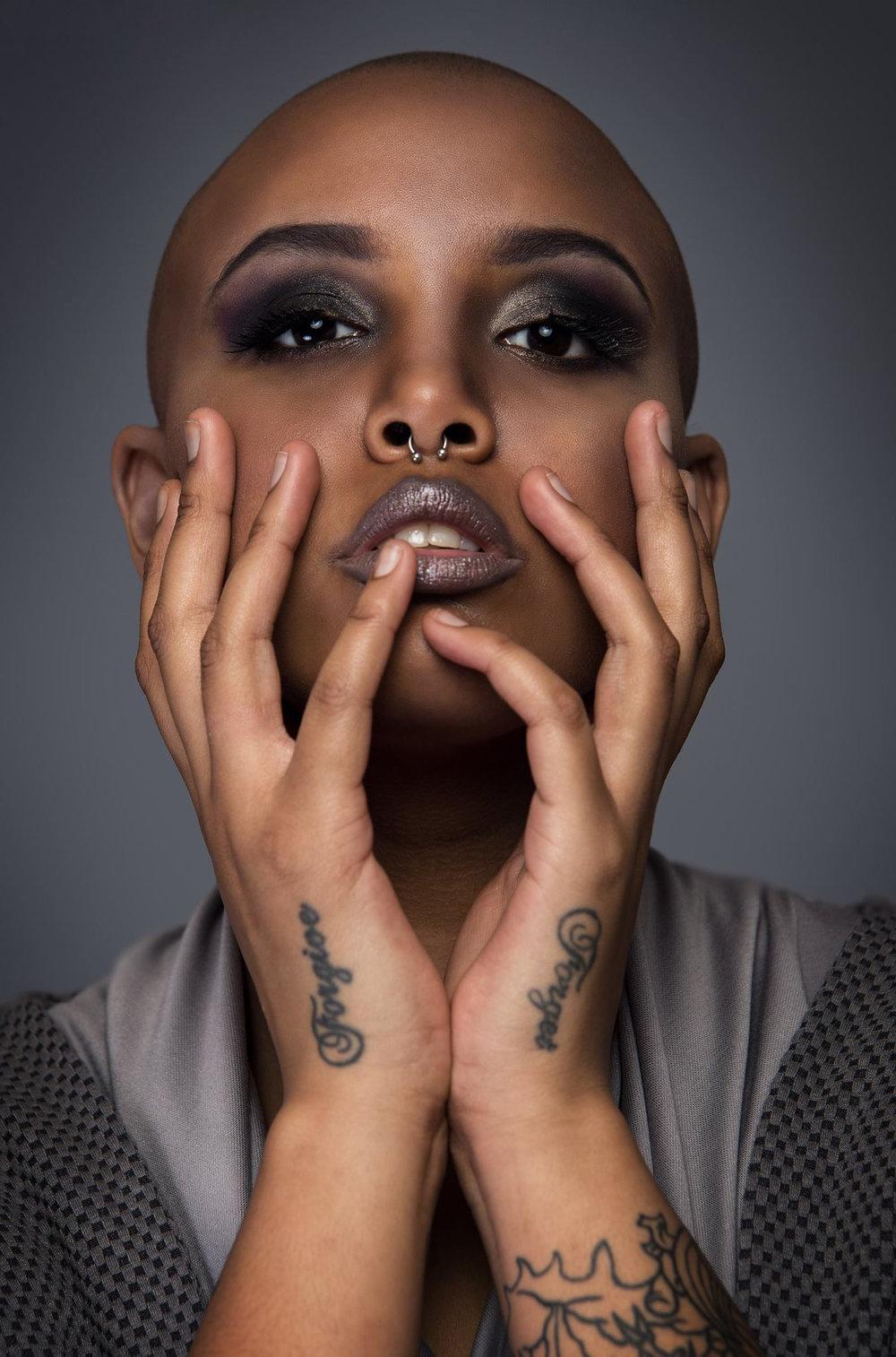 zaramia-ava-zaramiaava-leeds-fashion-designer-ethical-sustainable-grey-versatile-drape-wrap-grey-cowl-aya-dress-styling-studio-womenswear-ayame-models-photoshoot-1