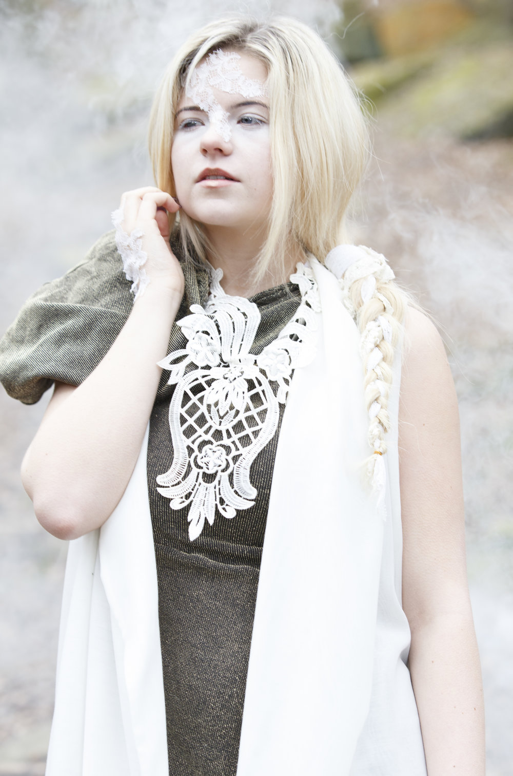 zaramia-ava-zaramiaava-leeds-fashion-designer-ethical-sustainable-smoke-versatile-drape-wrap-gold-cowl-white-dress-styling-location-womenswear-models-photoshoot-location-lace-1