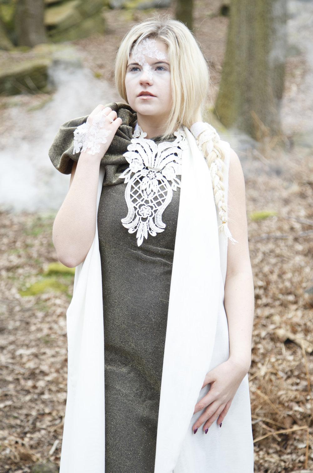 zaramia-ava-zaramiaava-leeds-fashion-designer-ethical-sustainable-smoke-versatile-drape-wrap-gold-cowl-white-dress-styling-location-womenswear-models-photoshoot-location-lace-5