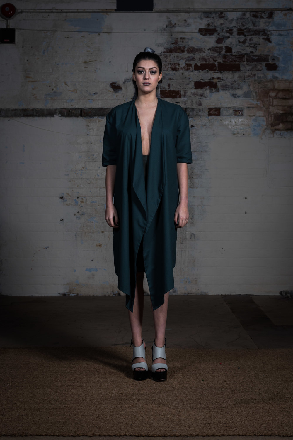 zaramia-ava-zaramiaava-leeds-fashion-designer-ethical-sustainable-teal-mai-jacket-dress-versatile-drape-skirt-grey-yuko-cowl-dress-styling-location-womenswear-models-photoshoot-5
