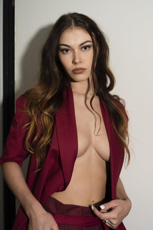 zaramia-ava-zaramiaava-leeds-fashion-designer-ethical-sustainable-tailored-minimalist-jacket-mai-coat-jacket-red-trousers--top-versatile-drape-cowl-styling-studio-womenswear-models-photoshoot-8