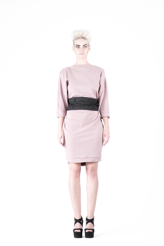 zaramia-ava-zaramiaava-leeds-fashion-designer-ethical-sustainable-tailored-minimalist-ayaka-nude-dress-belt-dress-versatile-black-obi-drape-cowl-styling-womenswear-models-photoshoot-71