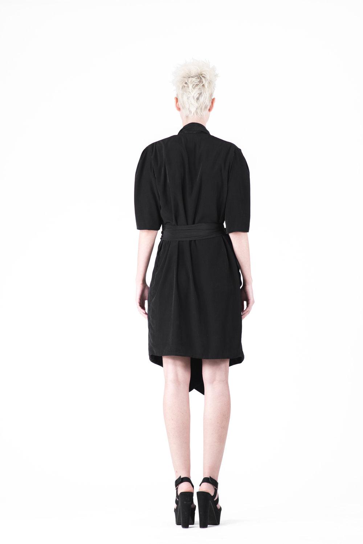 zaramia-ava-zaramiaava-leeds-fashion-designer-ethical-sustainable-tailored-minimalist-maika-dress-obi-belt-black-versatile-drape-cowl-styling-womenswear-models-photoshoot-42