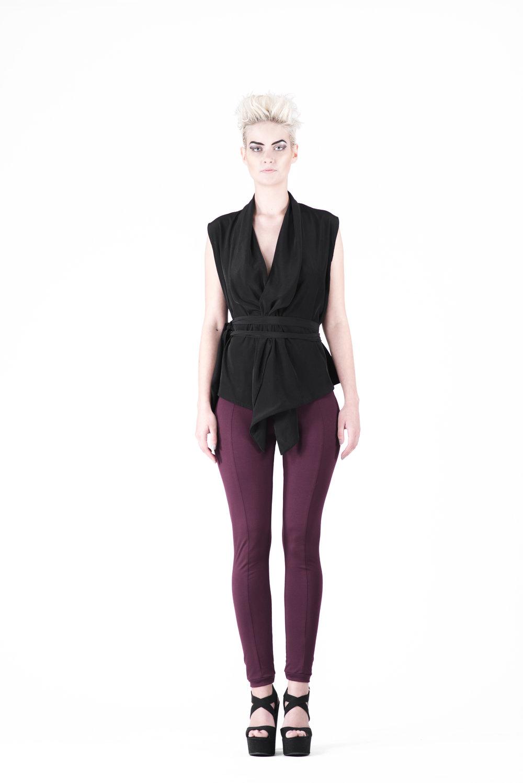zaramia-ava-zaramiaava-leeds-fashion-designer-ethical-sustainable-tailored-minimalist-mioka-top-obi-belt-black-rei-plum-versatile-drape-cowl-styling-womenswear-models-photoshoot-50