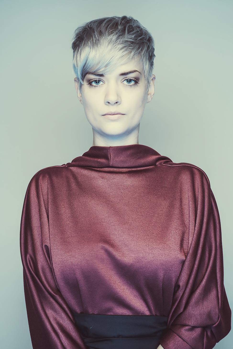 zaramia-ava-zaramiaava-leeds-fashion-designer-ethical-sustainable-tailored-minimalist-aya-burgundy-dress-obi-belt-black-versatile-drape-cowl-styling-womenswear-models-photoshoot-shrine-hairdressers-6