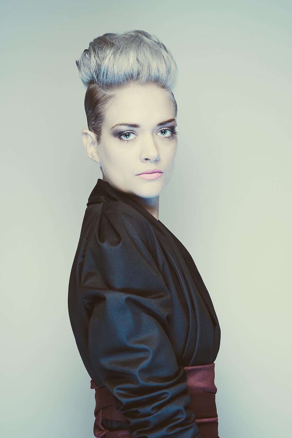 zaramia-ava-zaramiaava-leeds-fashion-designer-ethical-sustainable-tailored-minimalist-mio-black-jacket-top-red-belt-versatile-drape-cowl-styling-menswear-models-photoshoot-shrine-hairdressers-38