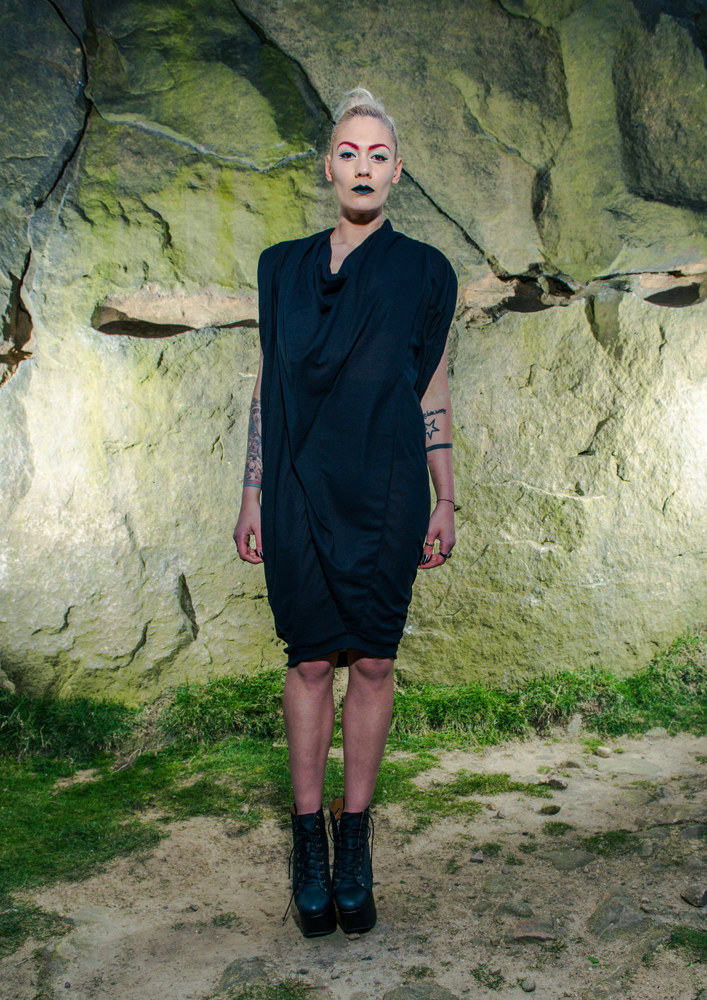 zaramia-ava-zaramiaava-leeds-fashion-designer-ethical-sustainable-tailored-minimalist-aya-black-sheer-fitted-versatile-drape-cowl-styling-womenswear-models-photoshoot-location-14