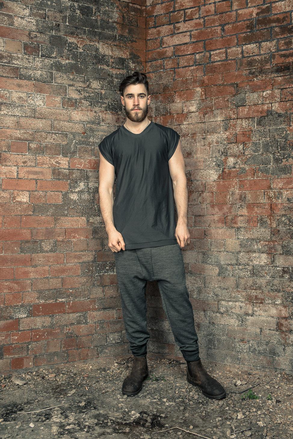zaramia-ava-zaramiaava-leeds-fashion-designer-ethical-sustainable-tailored-minimalist-mesh-oversized-nishi-raglan-versatile-drape-grey-tshirt-top-vest-hareem-trousers-black-grey-texture-styling-3.jpg