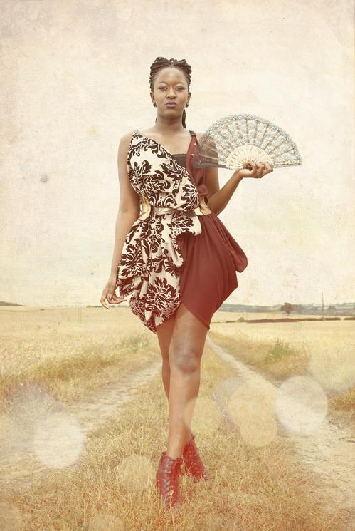 zaramia-ava-zaramiaava-leeds-fashion-designer-ethical-sustainable-tailored-minimalist-versatile-drape-wrap-dress-cowl-panels-print-belt-styling-womenswear-model-photoshoot-location-zara-mia-3