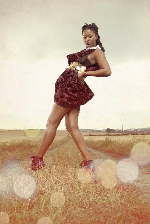 zaramia-ava-zaramiaava-leeds-fashion-designer-ethical-sustainable-tailored-minimalist-versatile-drape-wrap-dress-cowl-panels-print-belt-styling-womenswear-model-photoshoot-location-zara-mia-8