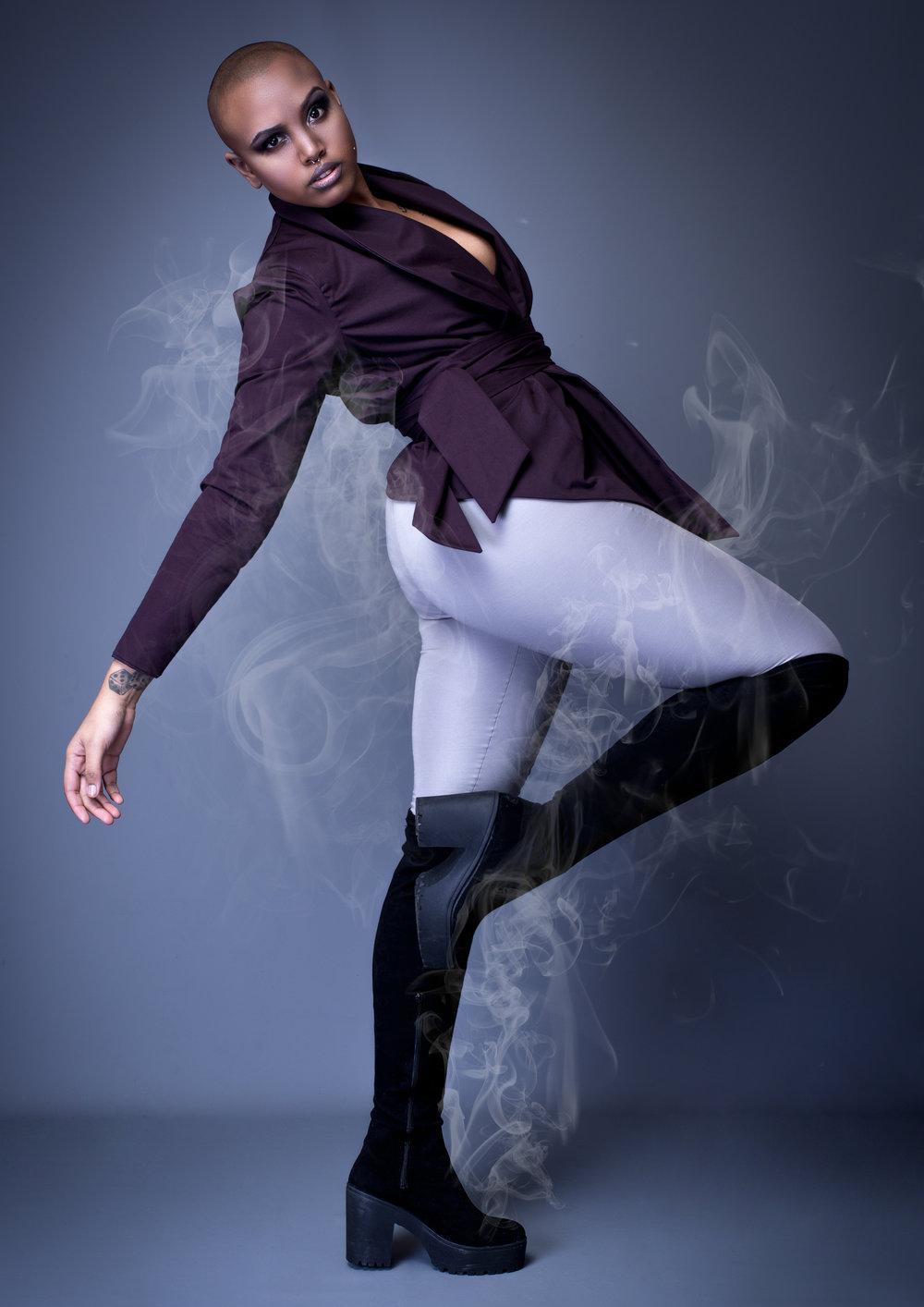 zaramia-ava-zaramiaava-leeds-fashion-designer-leedsfashiondesigner-stylist-leeds-stylist-leedsstylist-ethical-sustainable-minimalist-versatile-drape-wrap-purple-cowl-5