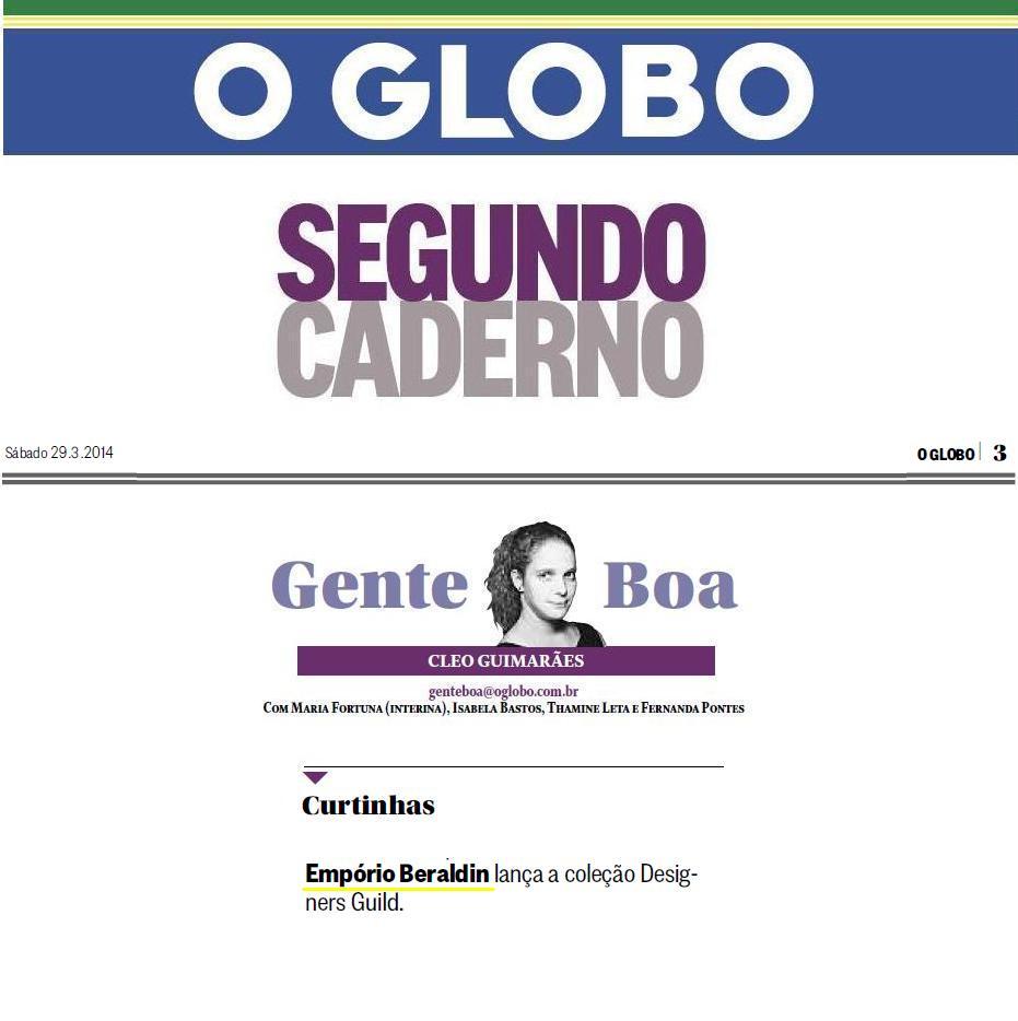 EMPÓRIO BERALDIN NO SEGUNDO CADERNO 29.03.2014.JPG