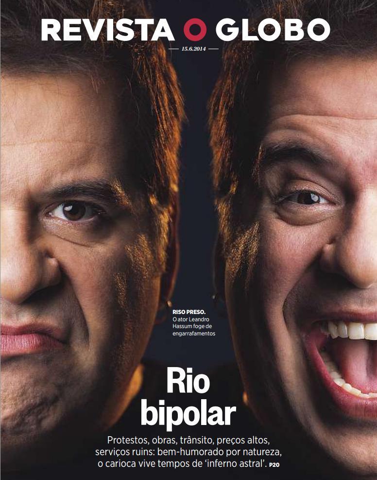 MAURÍCIO NÓBREGA NO JORNAL O GLOBO 15.06.2014.JPG