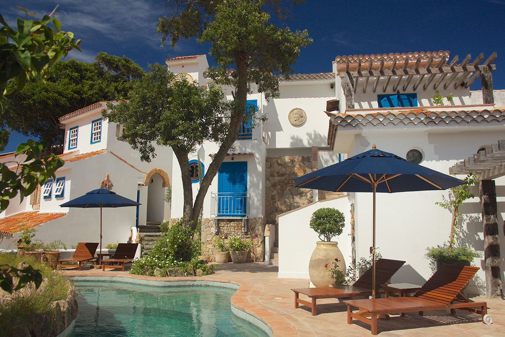 <strong>HOTEL VILA DA SANTA</strong><br>búzios