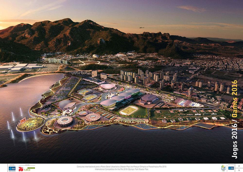 <strong>IAB RJ</strong><br>concurso urbanístico<br>parque olímpico