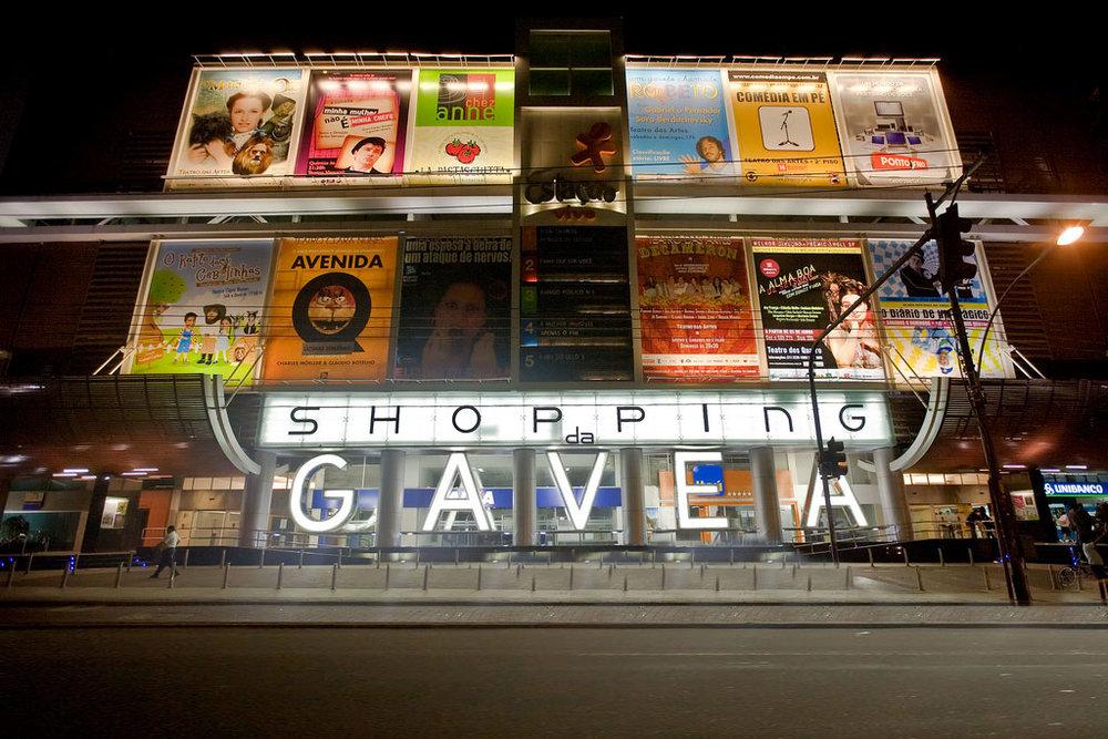 <strong>SHOPPING DA GÁVEA</strong><br>shopping