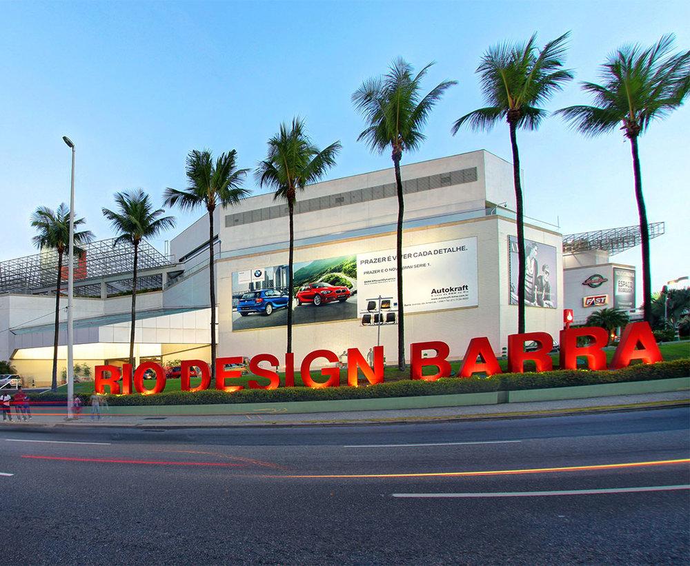 <strong>RIO DESIGN BARRA</strong><br>shopping