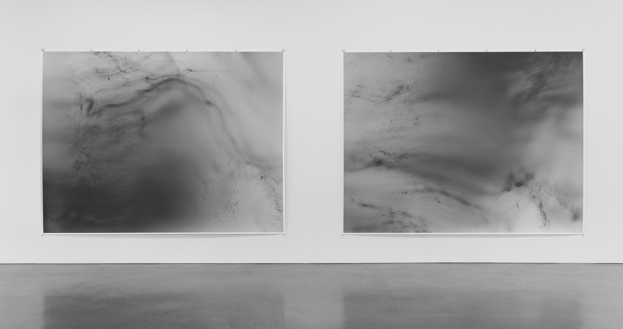 Wolfgang Tillmans, art exhibit // photo source: Regen Projects