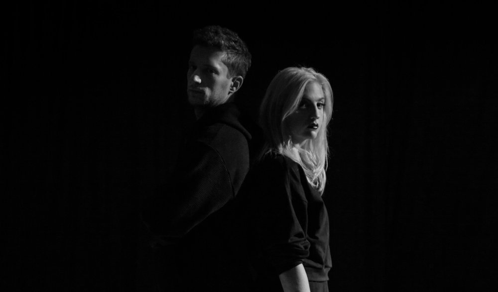 Electronic duo FYOHNA will be performing at School Night // Monday, May 15