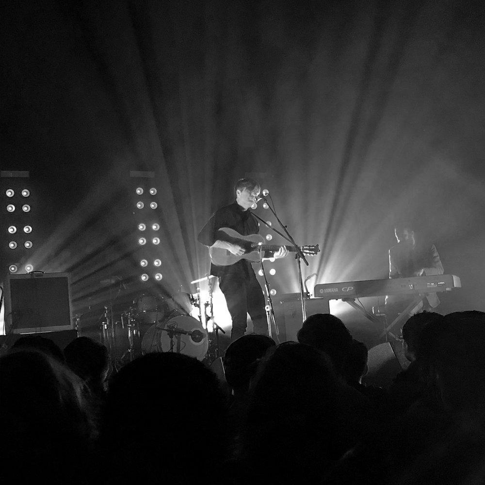 // Ben Gibbard in concert, 2017