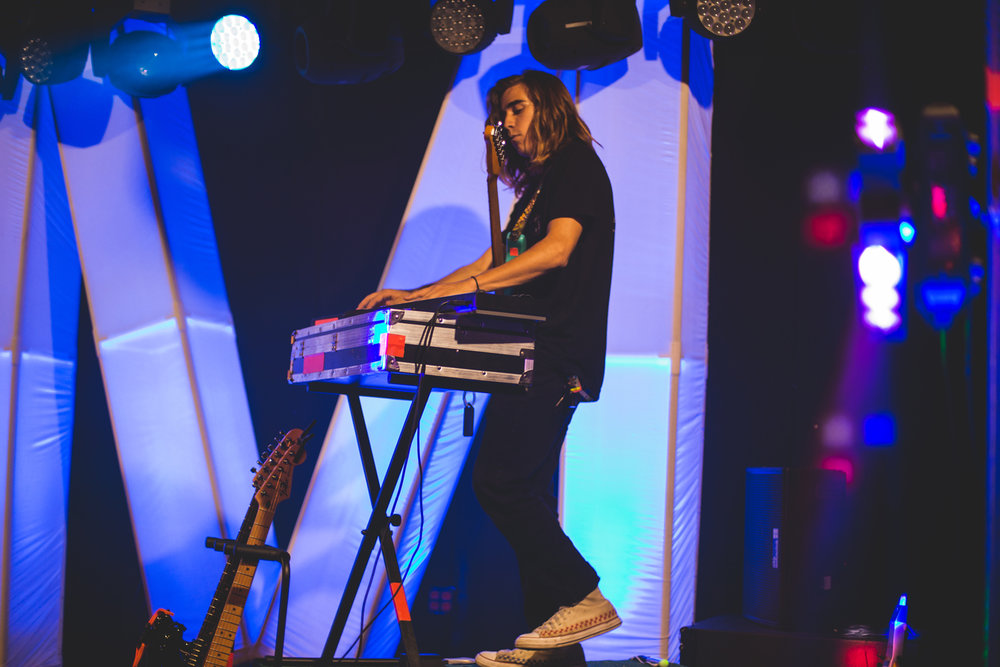 Devan at The Wayfarer, September 6, 2018