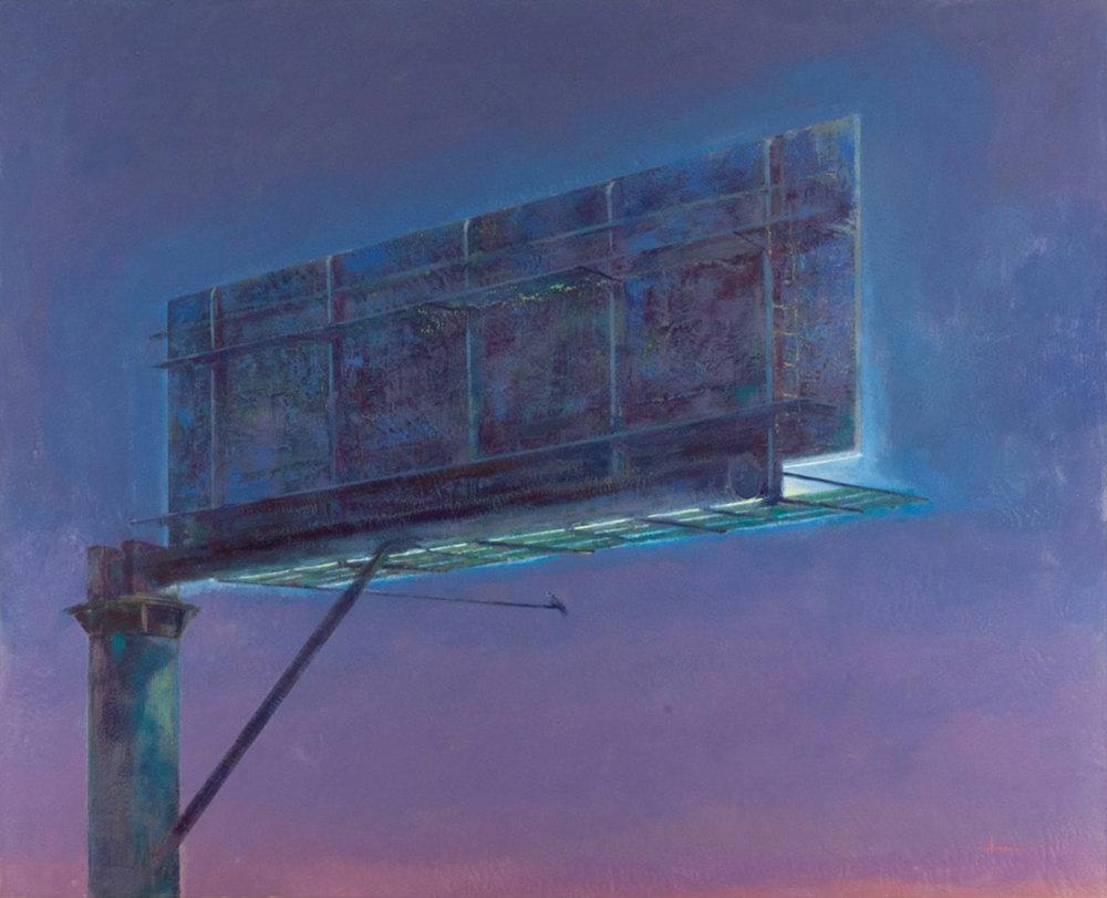 Eric Hesse: Almost Not There, art exhibit @ George Billis Gallery // photo source: georgebillis.com