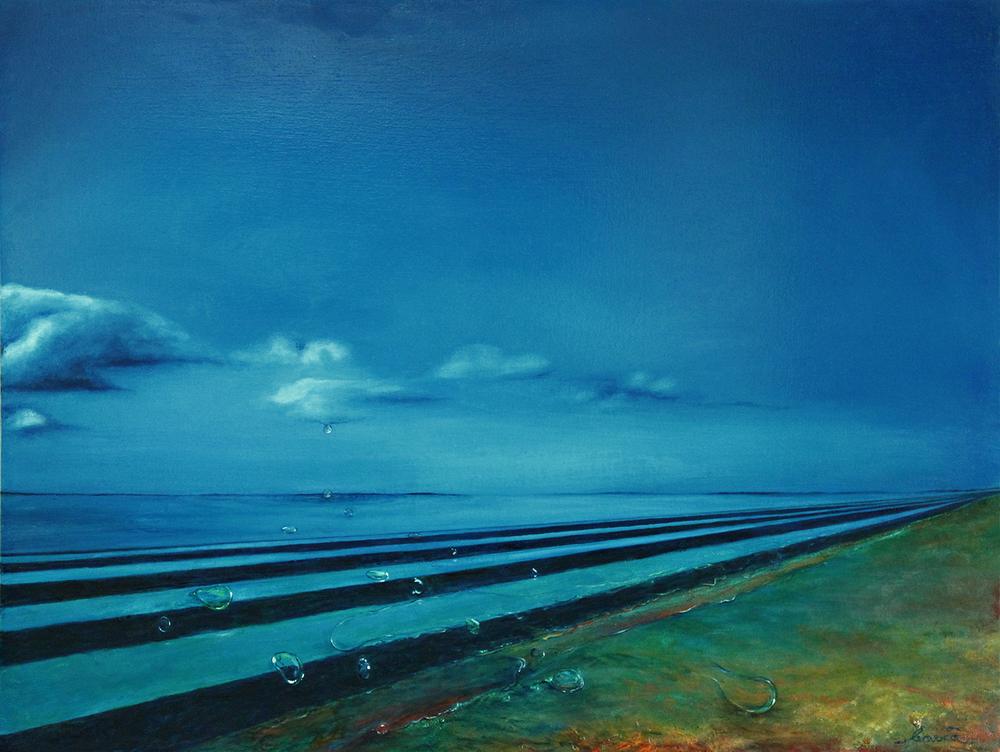 oily ocean 36X48 .jpg