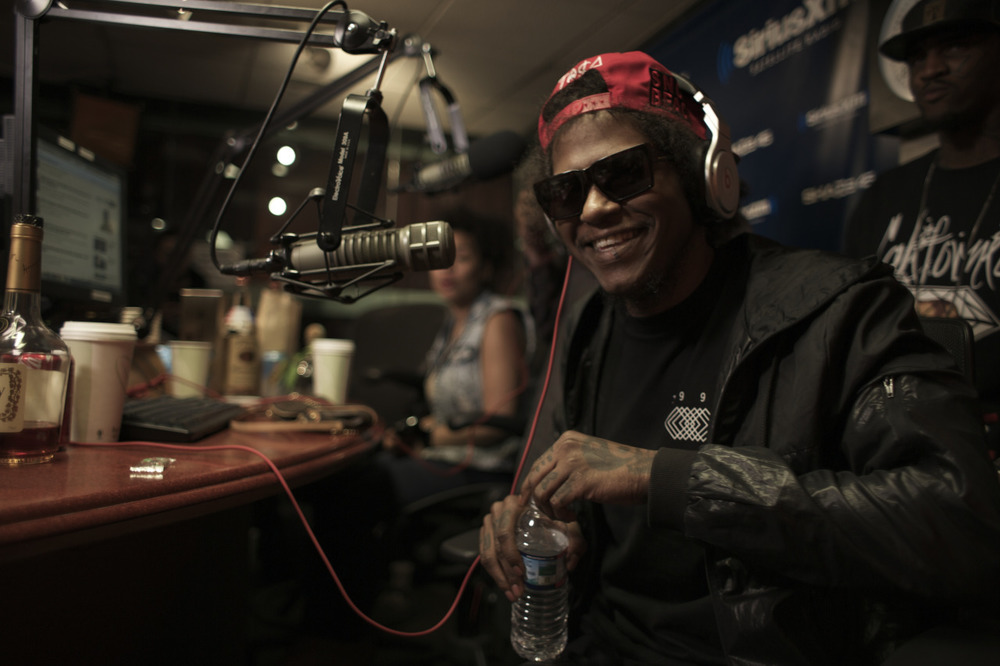 @abdashsoul on @Shade45's #ShowoffRadio w/ @StatikSelekt | A CAN.DID Shot (@candotdid)