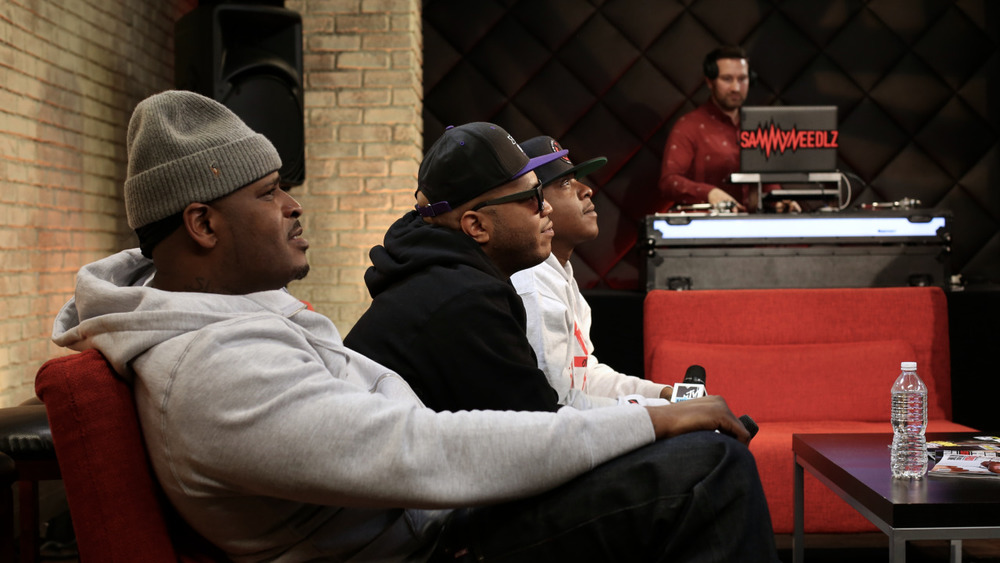 @real_lox is back in action on @mtv's @RapFixLive. @djsammyneedlz in the mix Shot by @jFlei