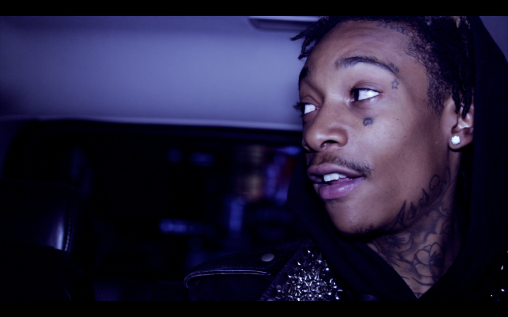 screenshot from that @wizkhalifa interview coming soon…   shot by  @jFlei
