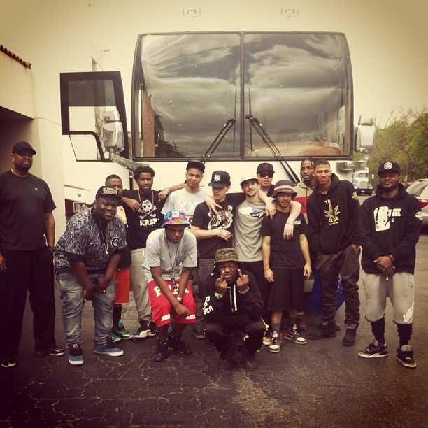#SXSW with the pros @thefckingera was crazy. Catch them on that #beastcoast tour