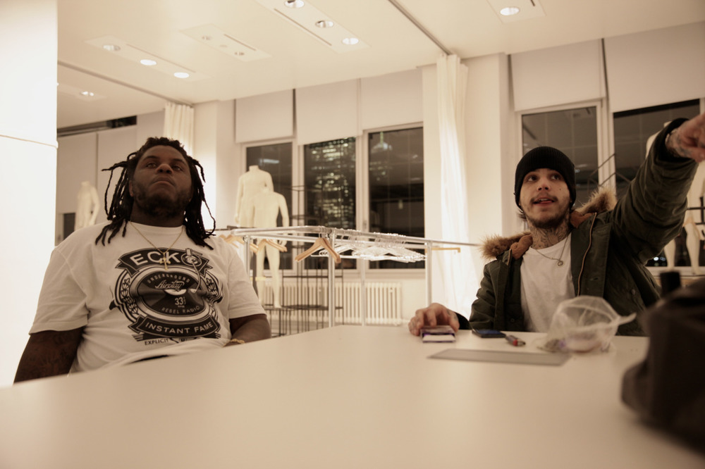 @FatTrel X @RickyHil    Shot by  @jFlei